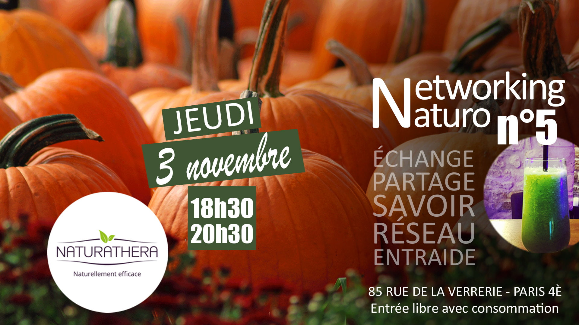 Networking Naturopathie 5